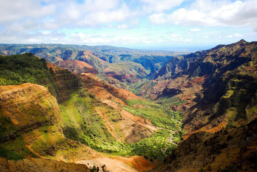 Waimea Canyon Hawaii