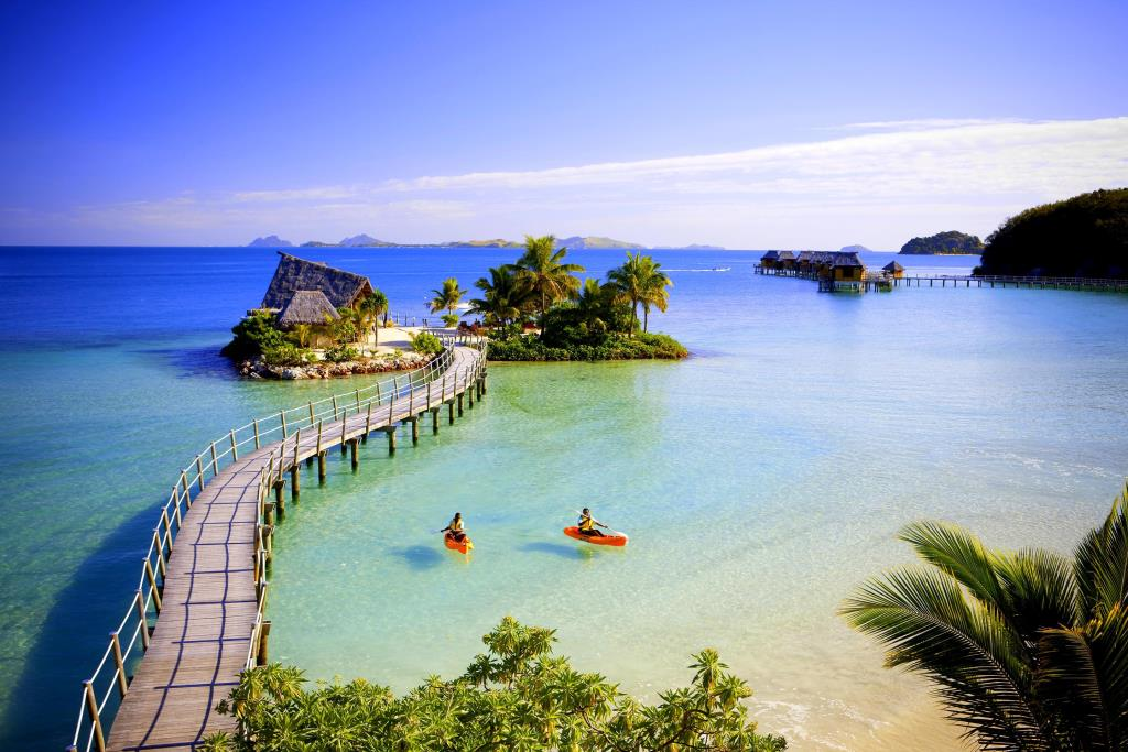Fiji Islands Facts About Fiji Tourist Destinations