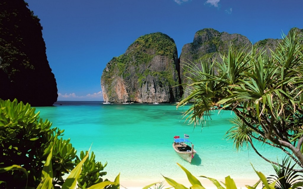Thailand-beach-view
