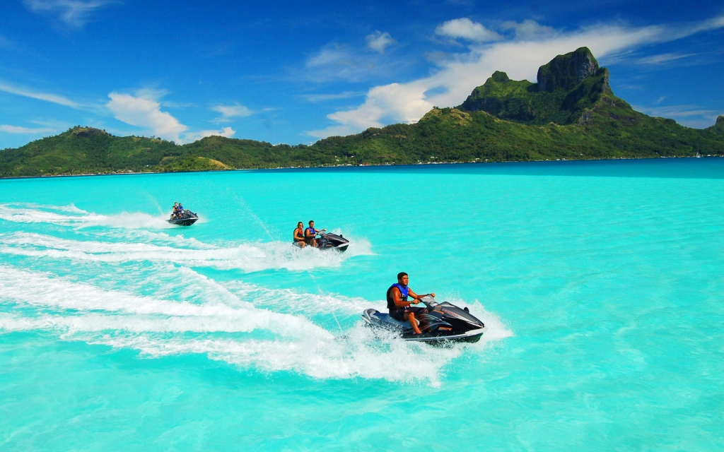 Bora Bora water activities