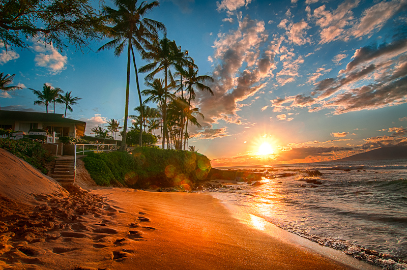 hawaii-most popular destination in world