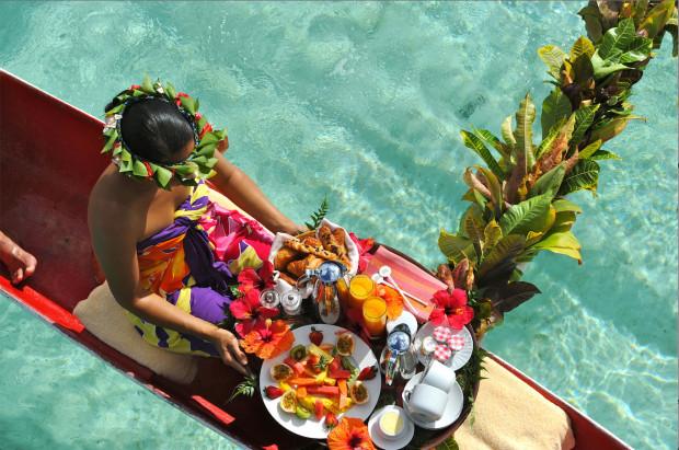 la taha a french polynesia