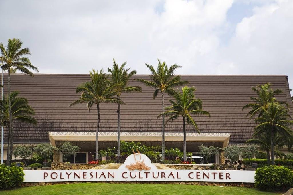 Polynesian Cultural Centar, Hawaii