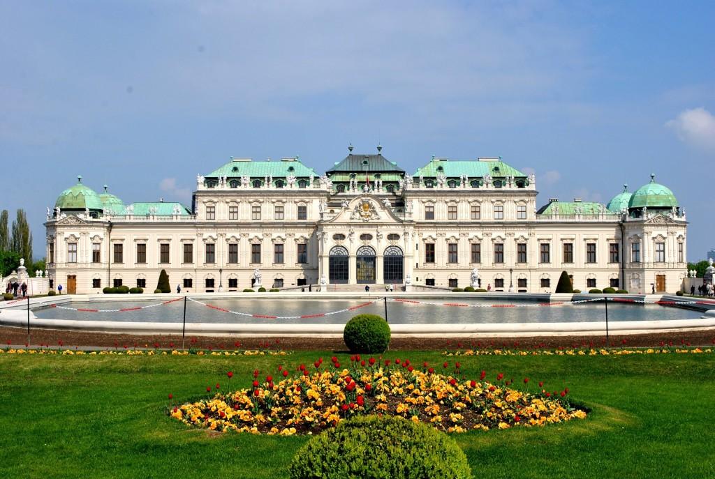 Belvedere_Palace,_Vienna_-_AUSTRIA