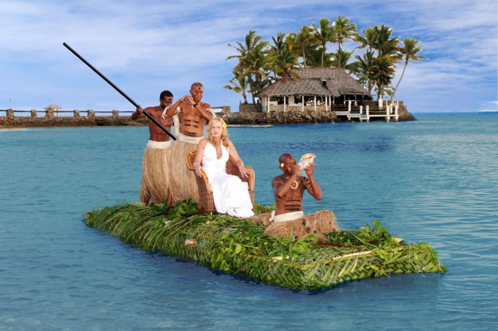Bilibili Wedding Warwick Fiji