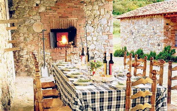 Foodie break in Tuscany