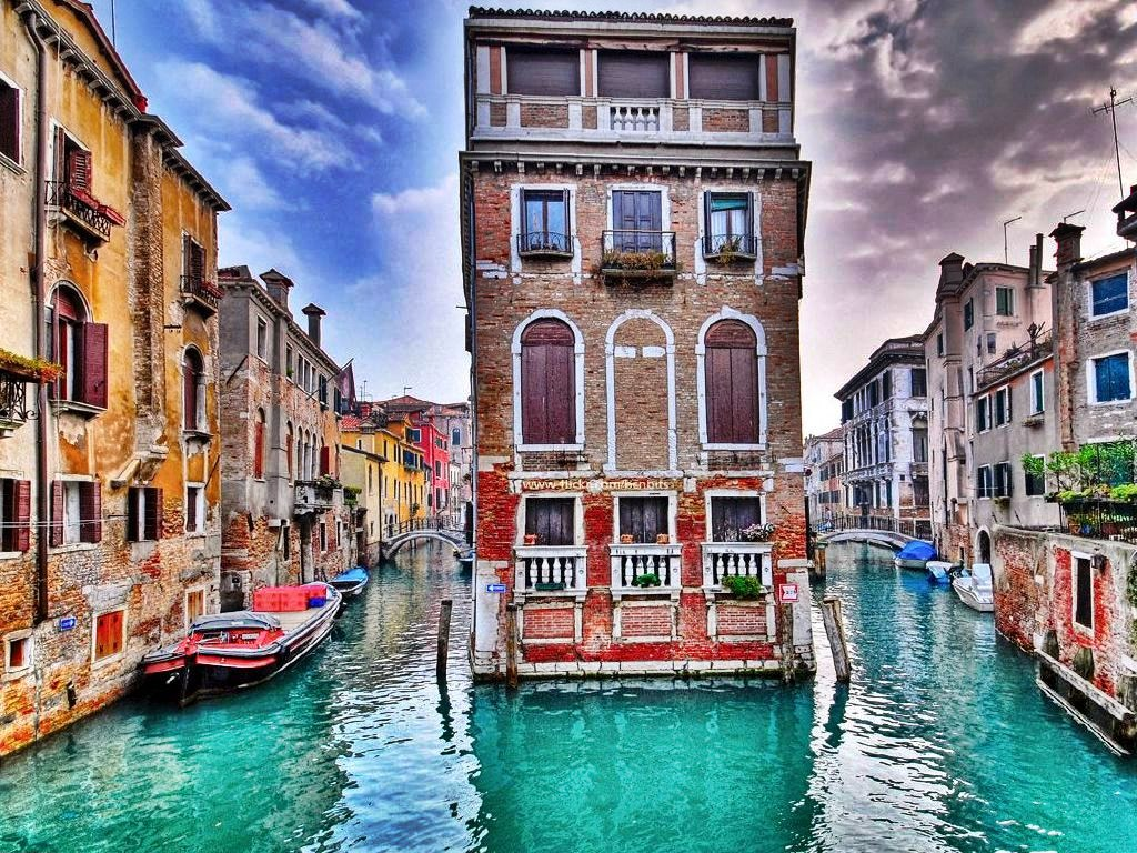 Italy-Venice-Canals