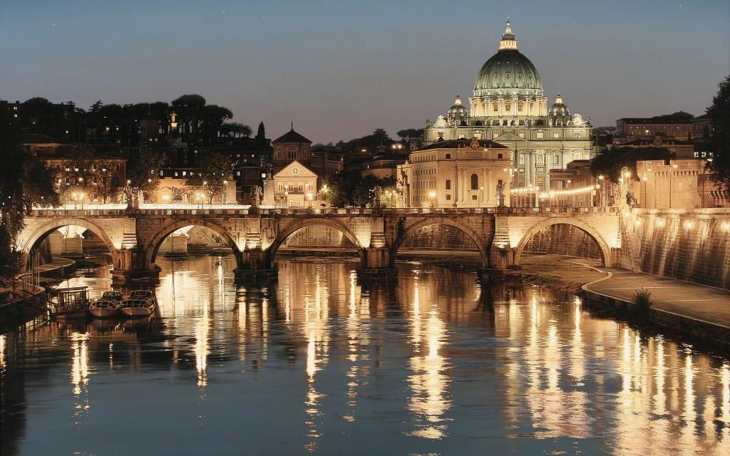Italy places to go rome1