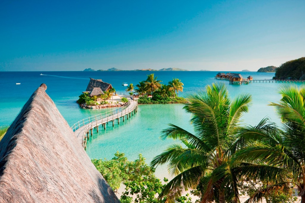 likuliku lagoon resort fiji south pacific holiday