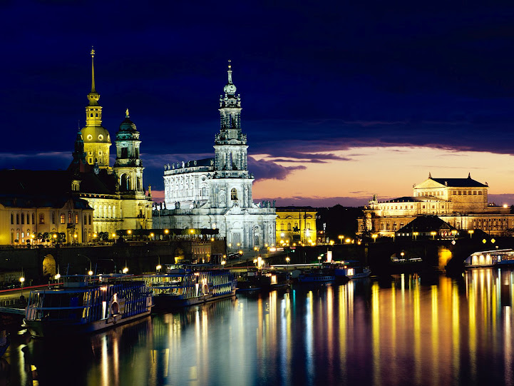 Elbe-Dresden-Germany