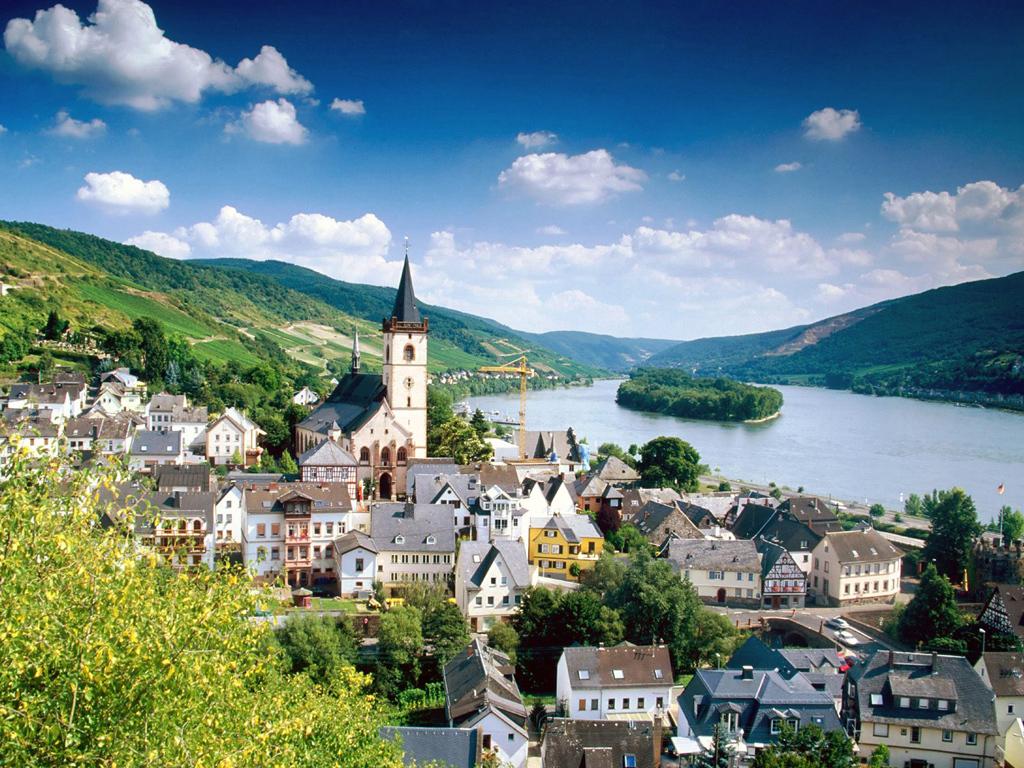 Germany-landscape-Destination