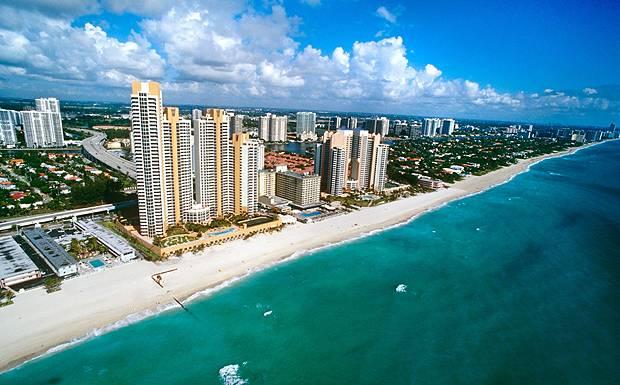 Miami-Coastline