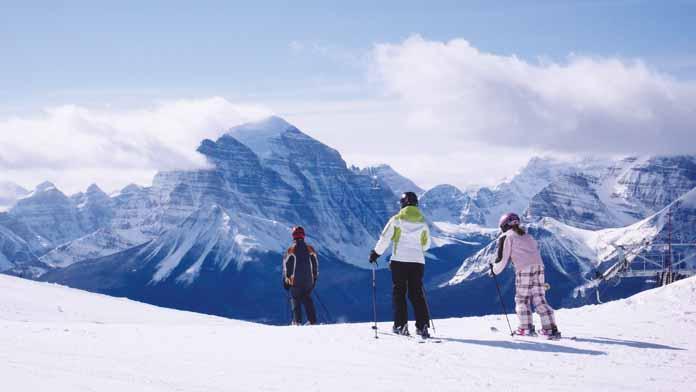 ski holyday
