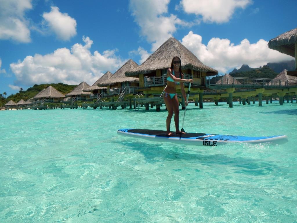 Image Result For Bora Bora Surfing