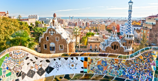 Sightseeing-in-Barcelona