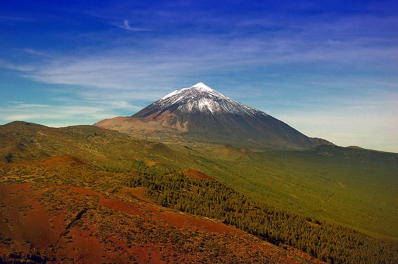 Mount-Teide