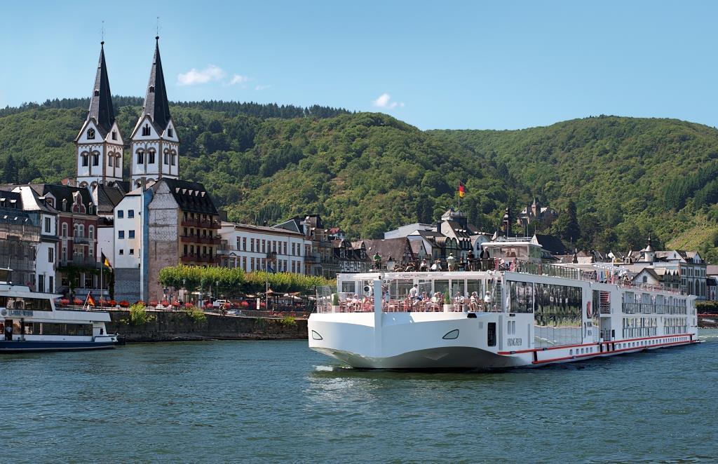 Asia River Cruise
