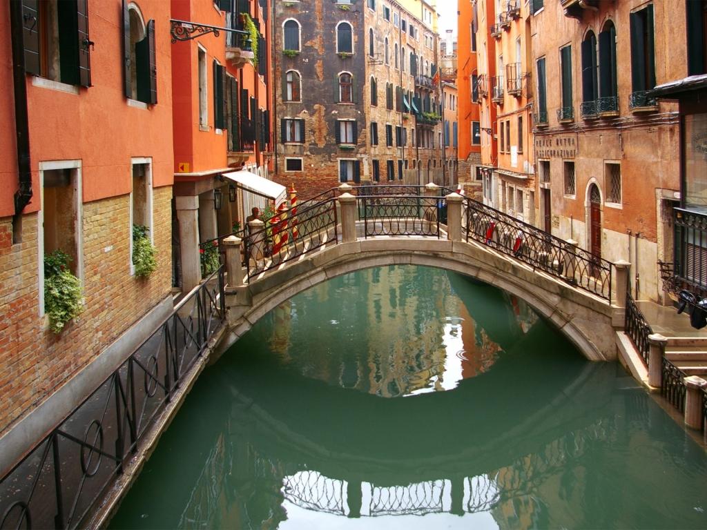 Bridge-Venice-Italy