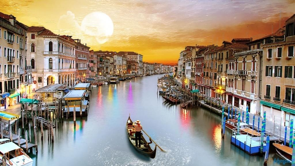 Venice-Italy-Wallpaper