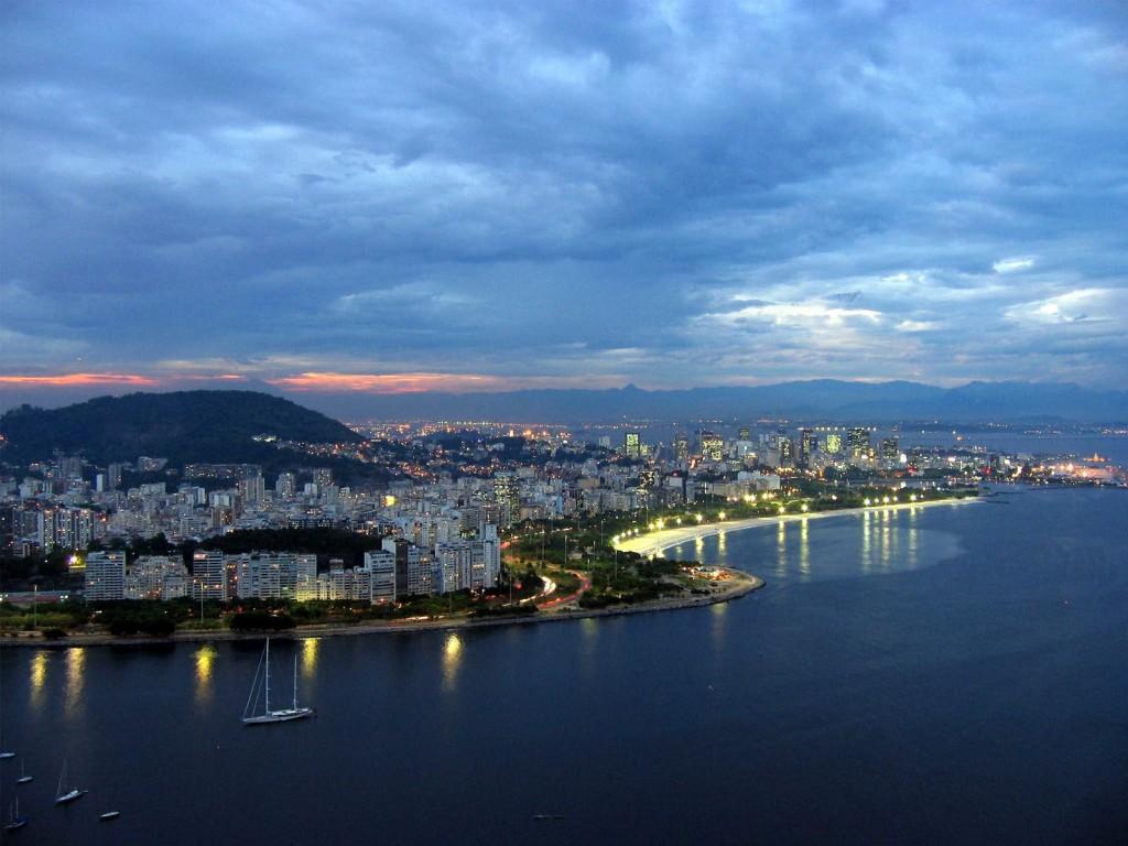 brazil-rio-de-janeiro-evening