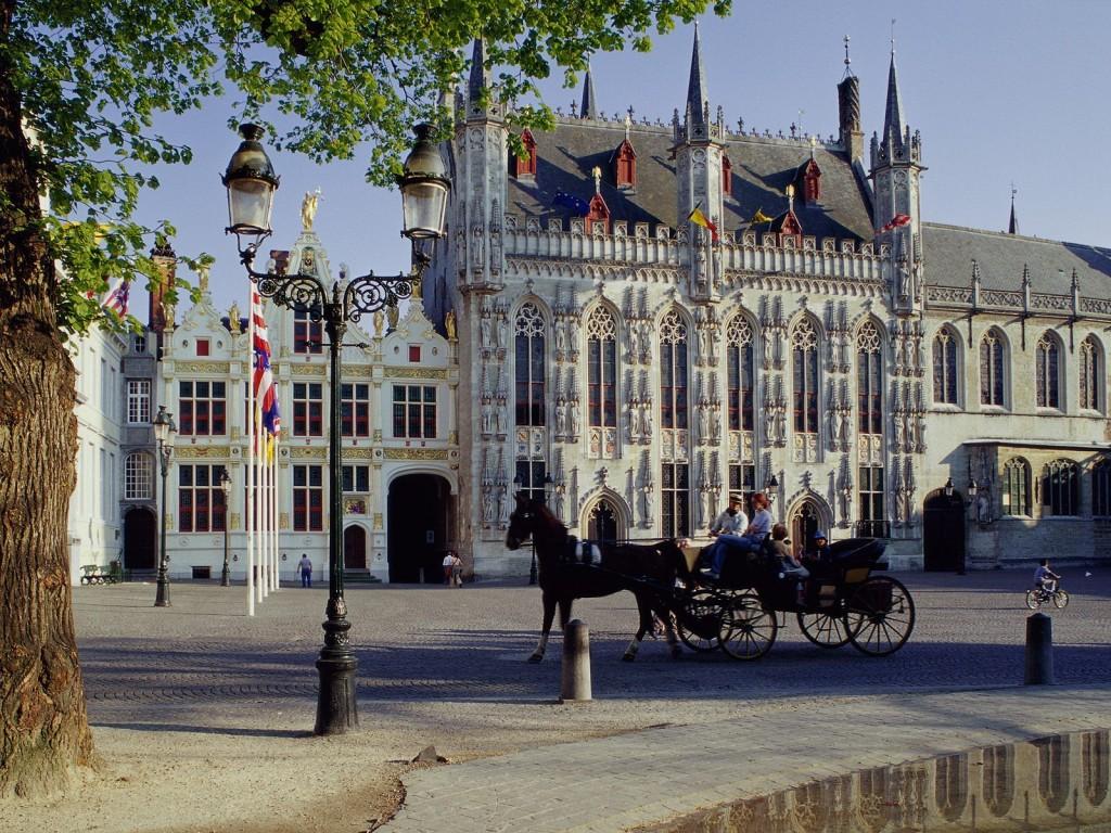 Belgium-Palace