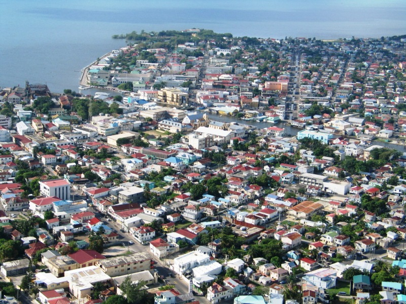 Belize_City_-Aerial_Shot