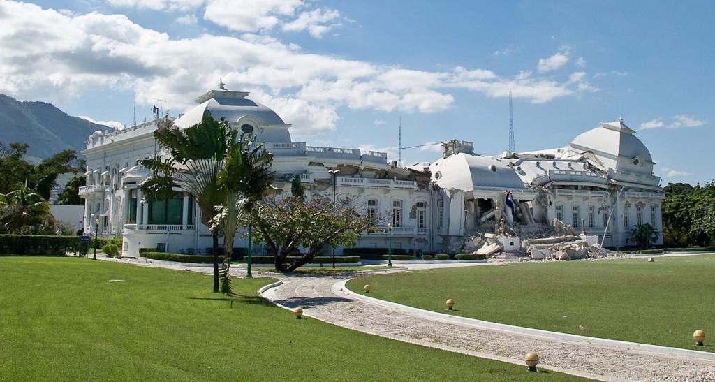 Major Earthquake Hits Haiti