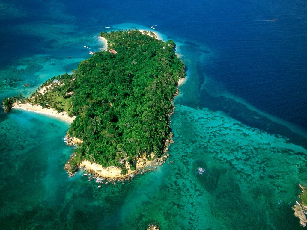 Samana Peninsula Dominican Republic