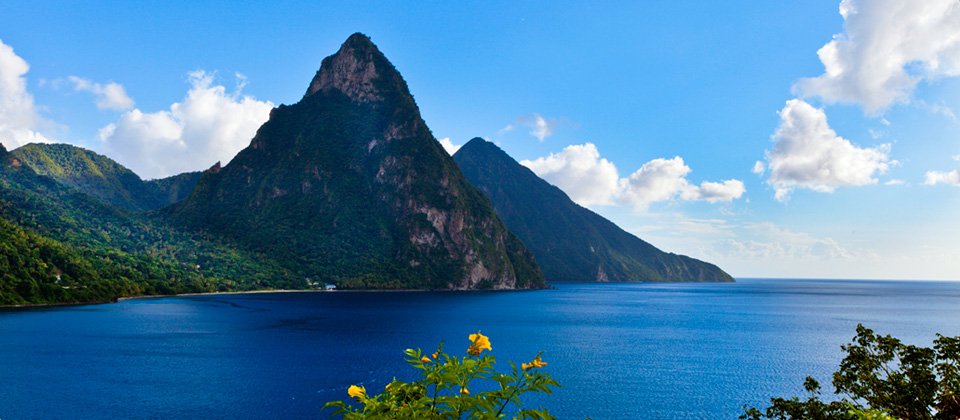 St.-Lucia-Mountain