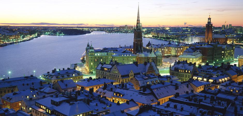 Sweden-night