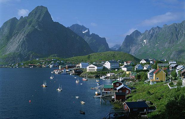 norway-village