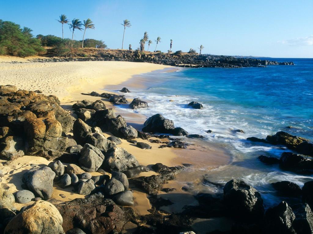 Kepuhi Beach, Molokai, Hawaii