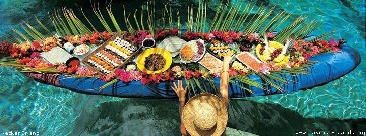 Necker-Island-Food