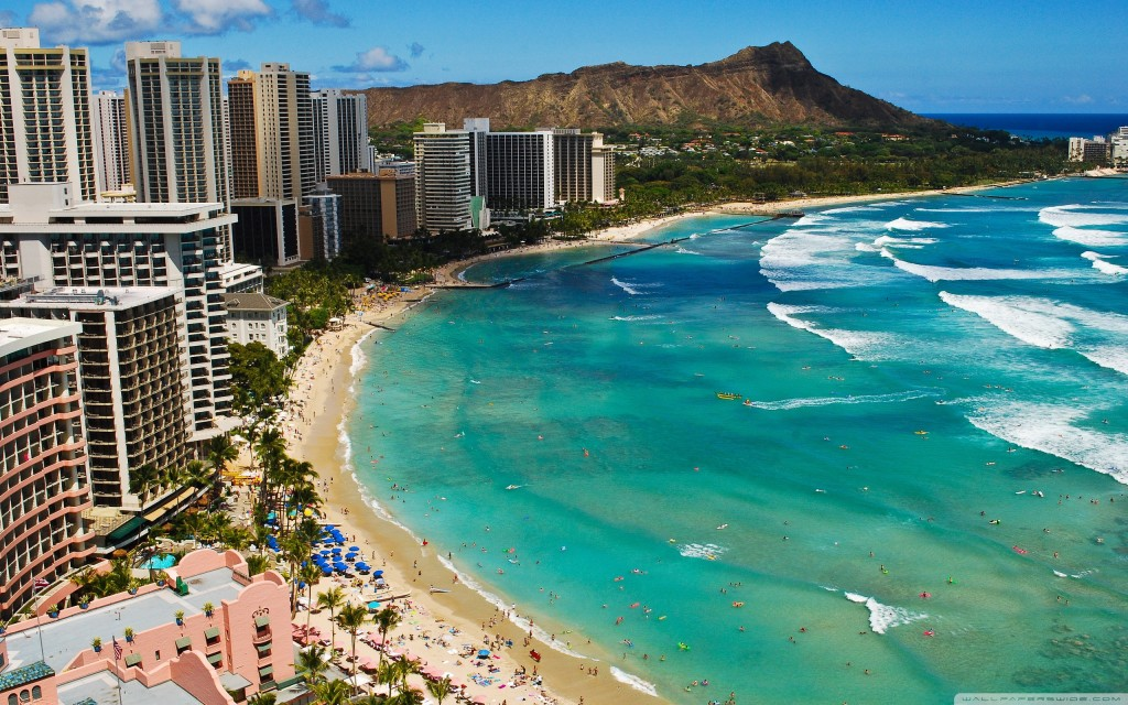 Waikiki-Beach-HotelsHawaii