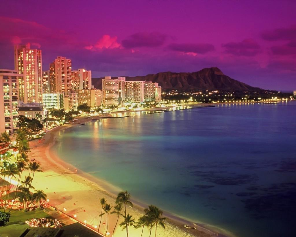 Waikiki-night