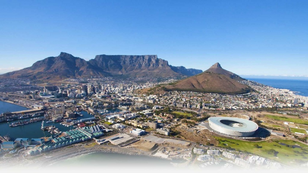 Cape Town, South Africa 1