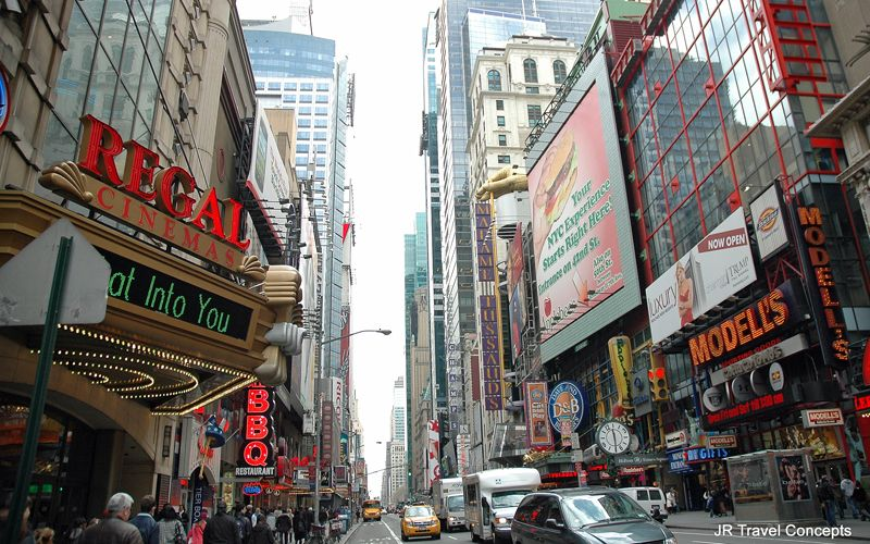 Manhattan New York Tourist Destinations