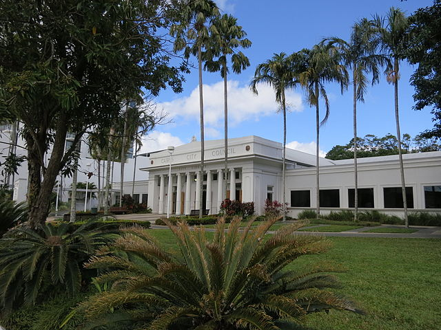 City Library, Cairns, North Queensland, Australia