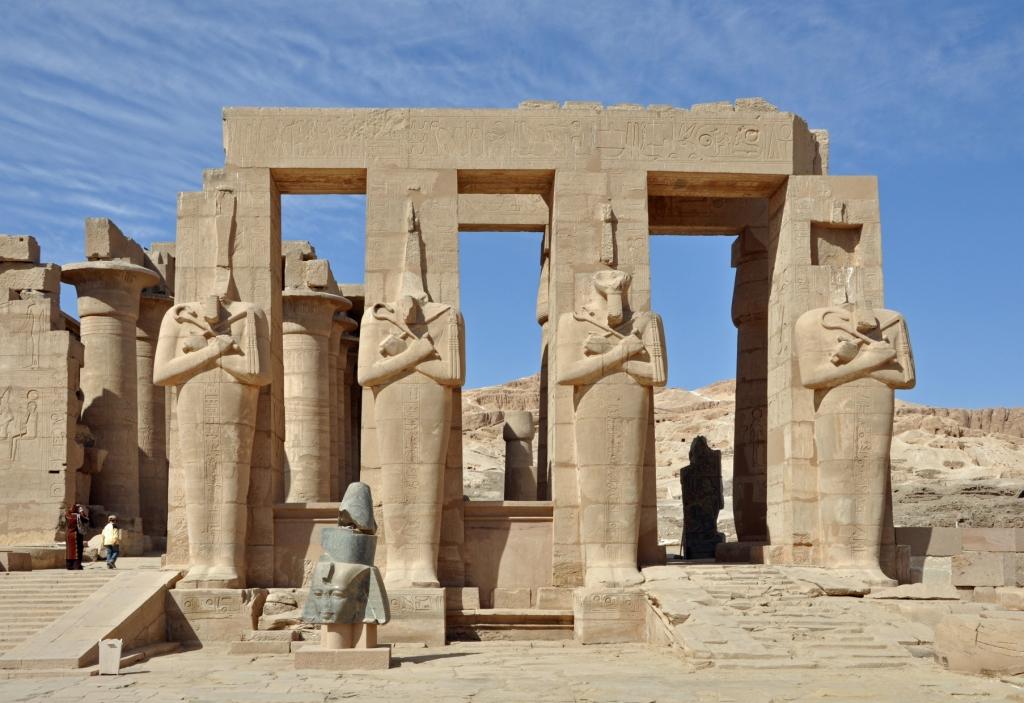 Luxor_Ramesseum