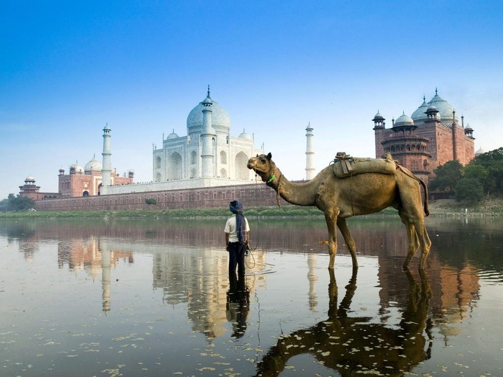 yamuna_river_agra_india