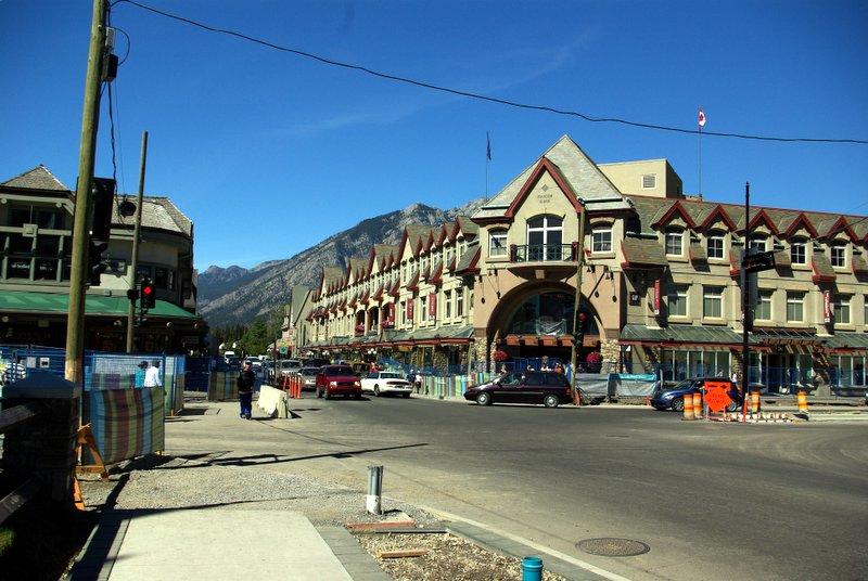 Banff_town