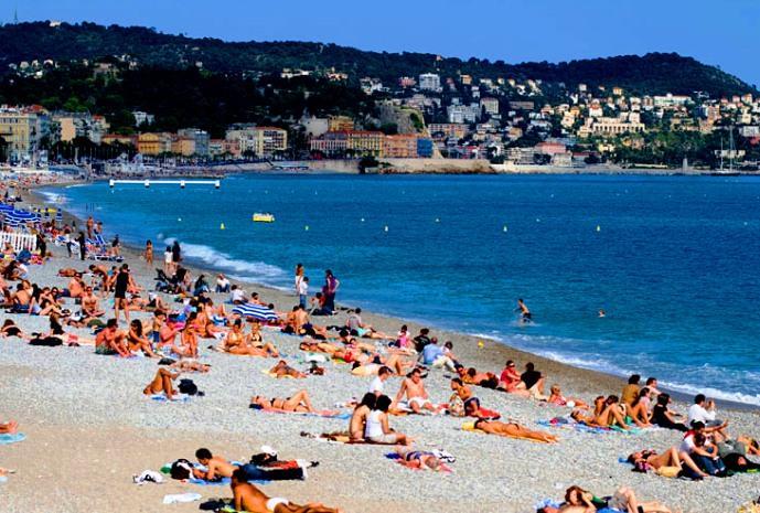 Nice, France tourism destinations