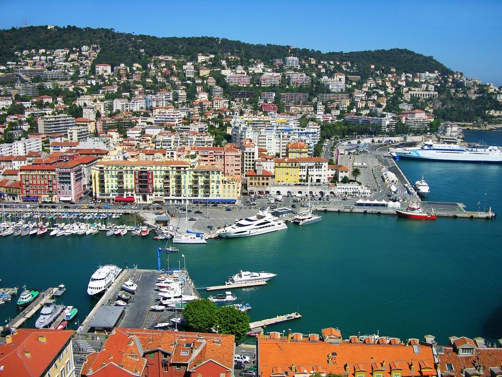Port of Nice-France
