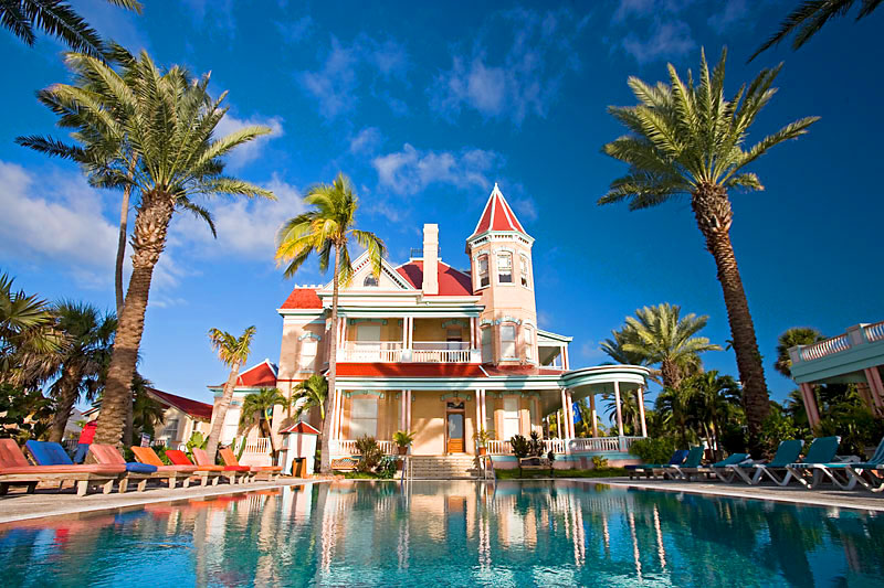 The Southernmost Hotel is a Key West icon