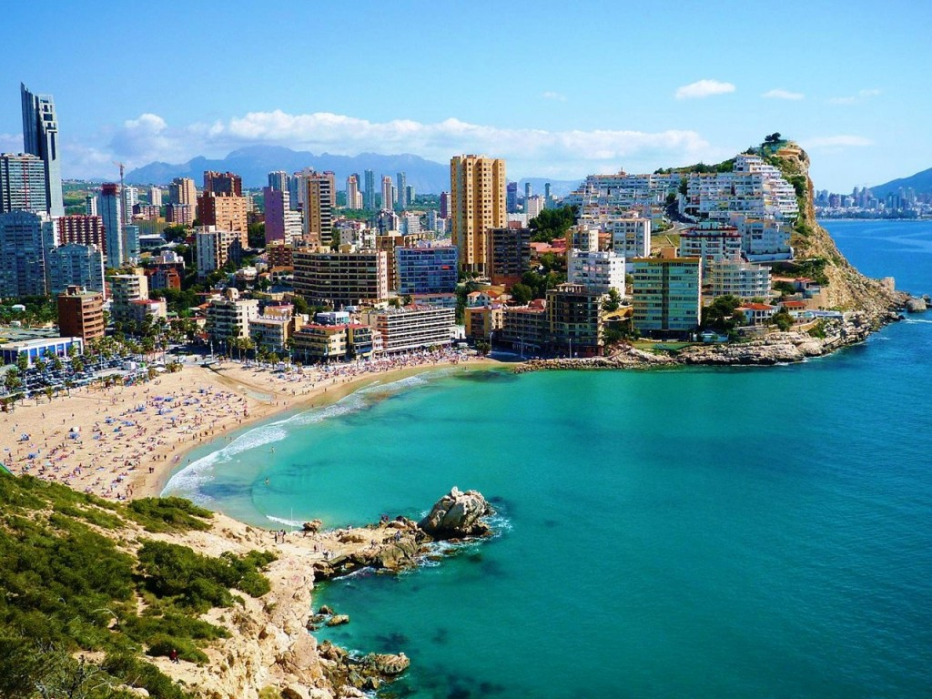 benidorm-beaches