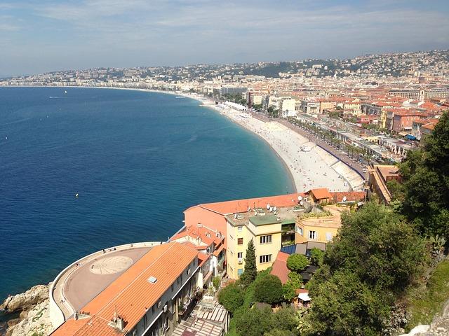 Nice, France – Tourist Destinations