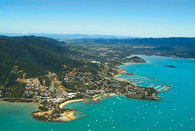 Airlie Beach Sky View
