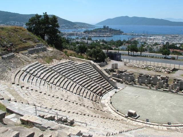 Halicarnassus_Theatre