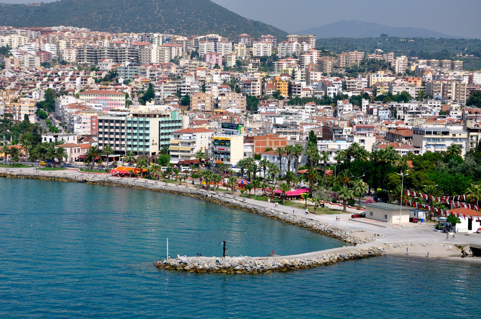 Kusadasi shore – Tourist Destinations