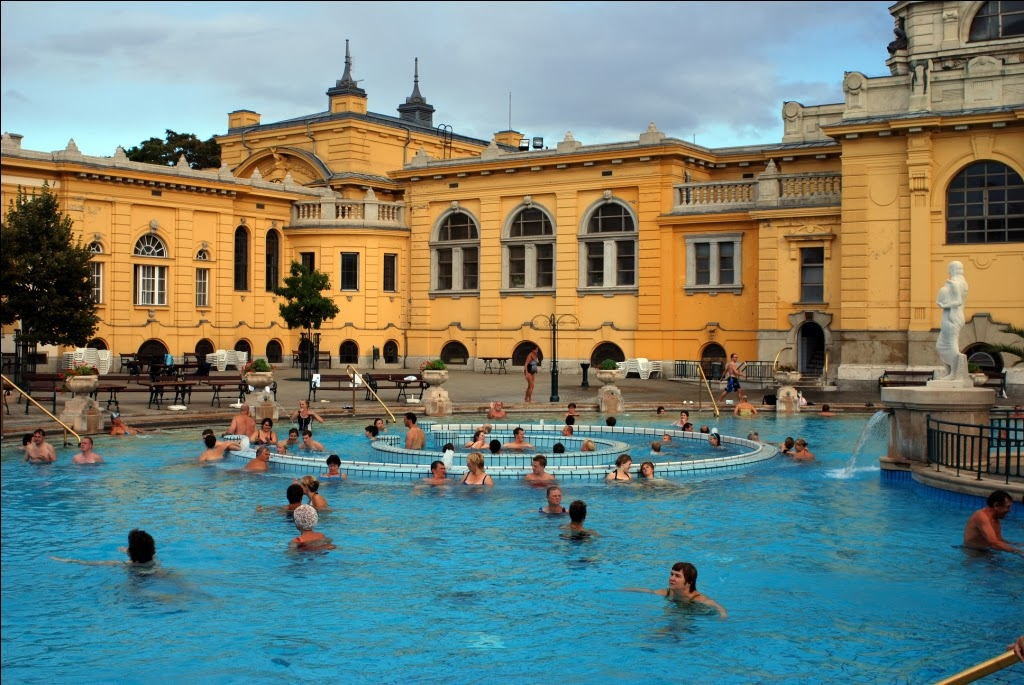 Baden Baden - Germany - Spa Vacation